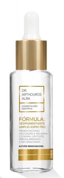 Dr Arthouros Alba Despigmentante Amplio Espectro