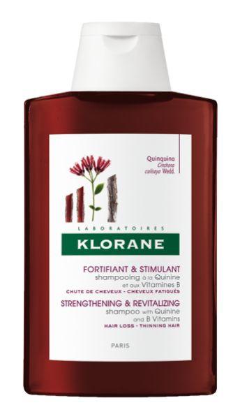 Klorane Champô Fortificante Com Quinina