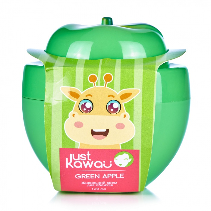 JUST KAWAII Green Apple Cream