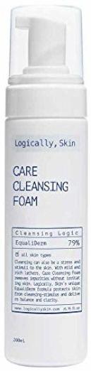 Logically, skin Cleansing Logic Care Cleansing Foam