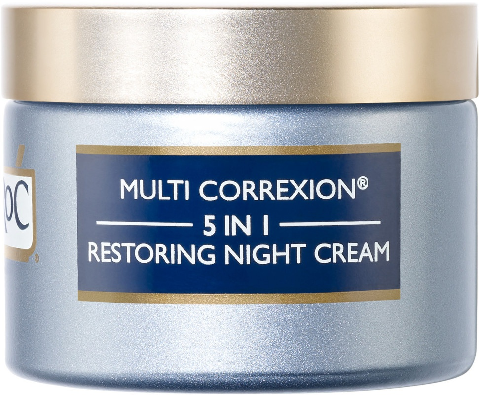 RoC Multi-Correxion 5-In-1 Restoring Night Cream