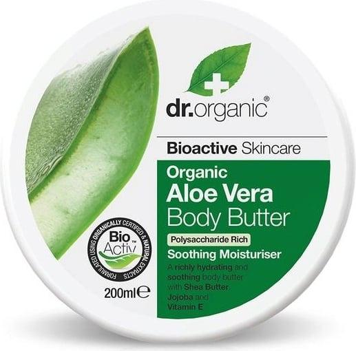 Dr Organic Aloe Vera Body Butter