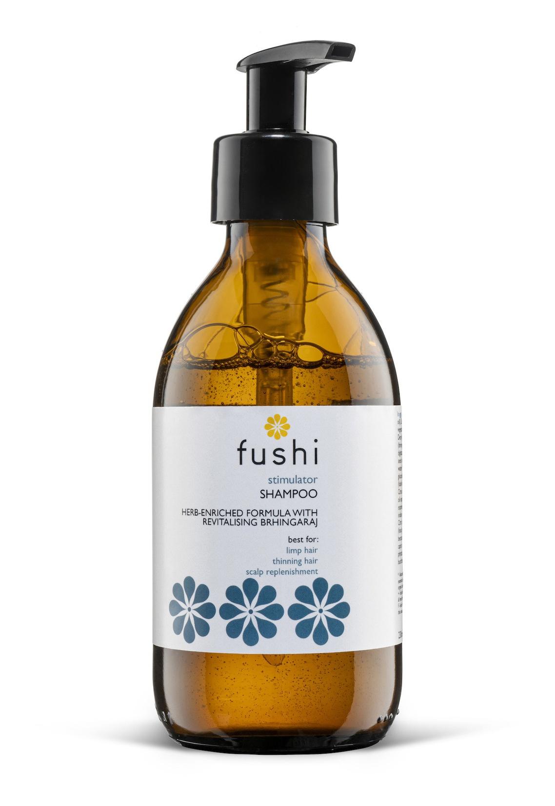 fushi Stimulator Herbal Shampoo  Dry And Itchy Scalp