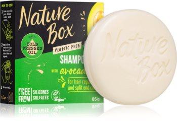 Nature box Shampoo bar with avocado oil