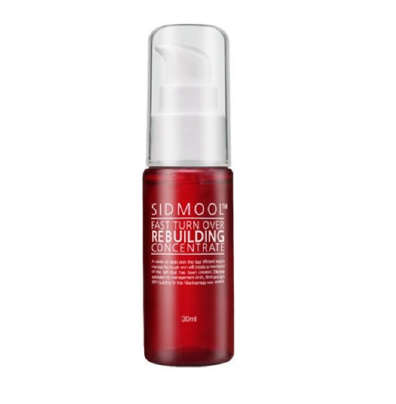 Sidmool Fast Turn Over Rebuilding Concentrate Serum