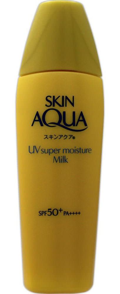 Rohto Skin Aqua Uv Super Moisture Milk Spf 50+