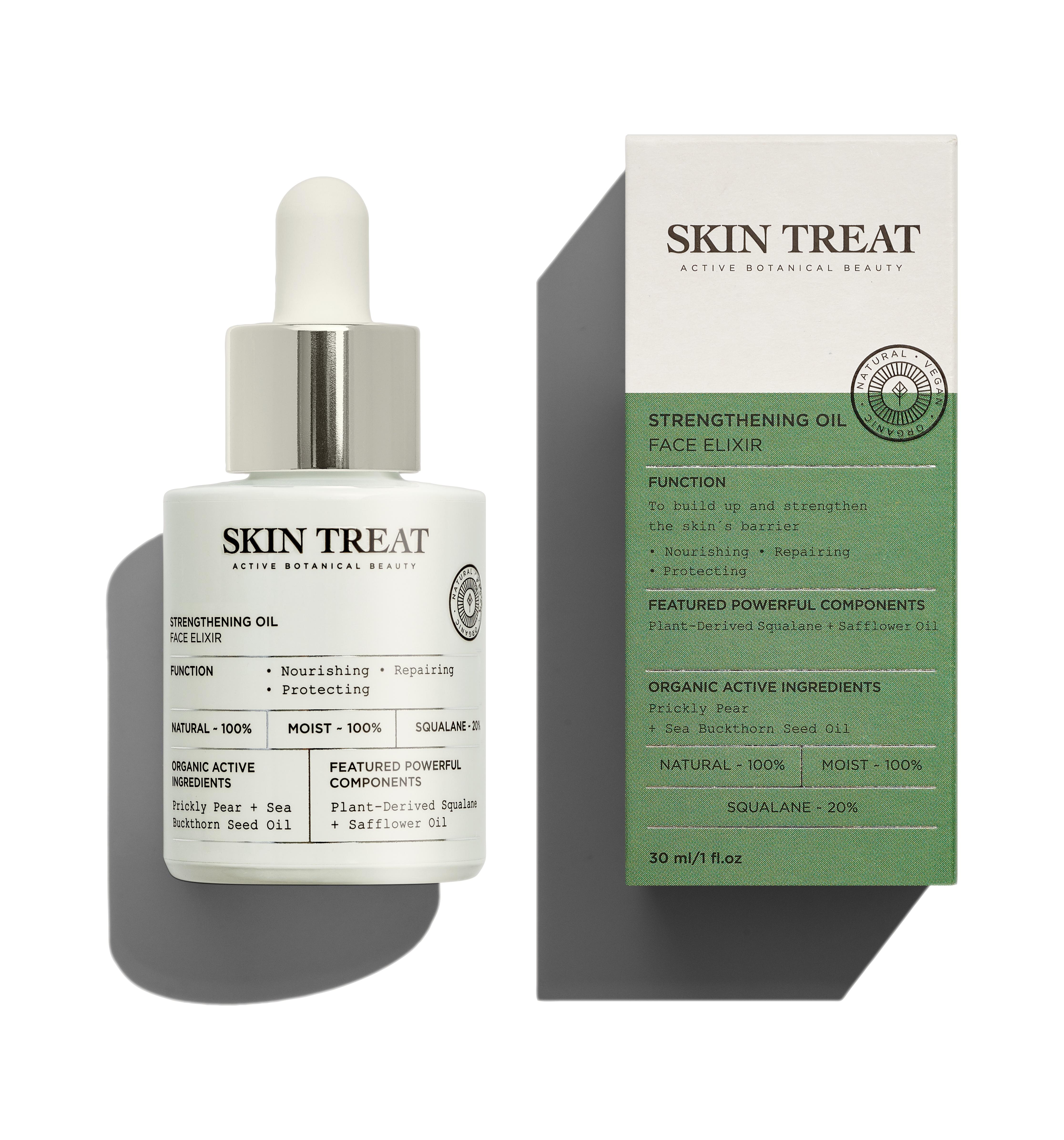 Skin Treat Strengthening Oil Face Elixir