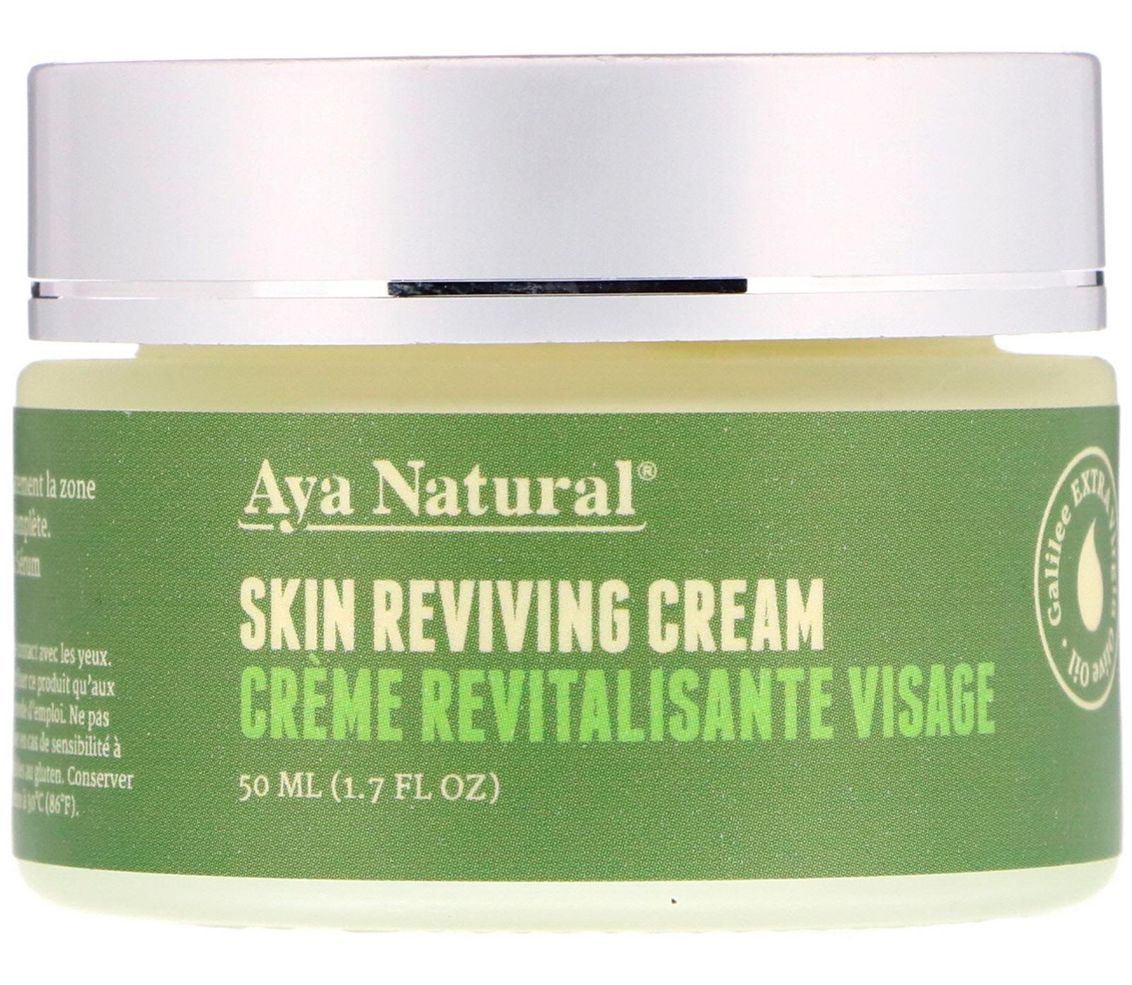 Aya Natural Skin Reviving Cream