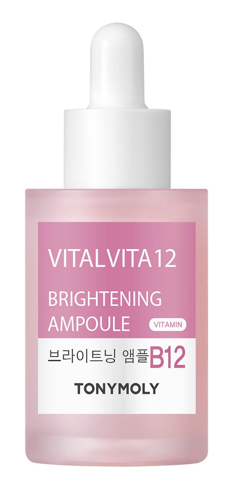 TonyMoly Vital Vita 12 Ampoules Firming