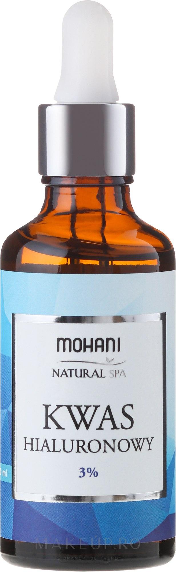 Mohani Triactive Hyaluronic Acid Gel 3%