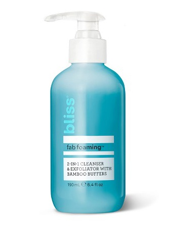 Bliss Fab Foaming Exfoliating Cleanser