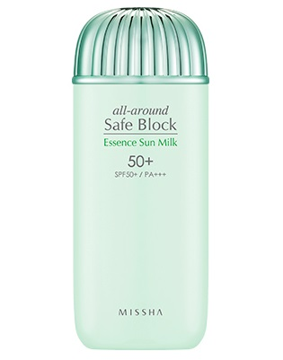 Missha All-Around Safe Block Essence Sun Milk (Spf 50+ Pa+++)