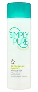 Superdrug Simply Pure Toner