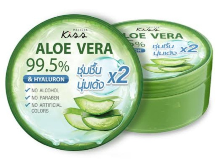 Malissa Kiss Aloe Vere 99.5% & Hyaluron Shotting Gel