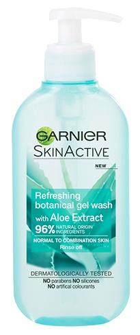 Garnier Skin Active Naturals Gel Wash Aloe