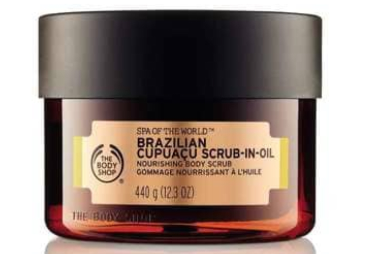 The Body Shop Spa Of The World™ Brazilian Cupuaçu Scrub-In-Oil