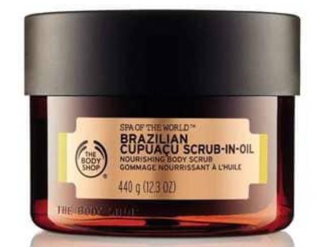 The Body Shop Spa Of The World™ Brazilian Cupuaçu Scrub-In-Oil