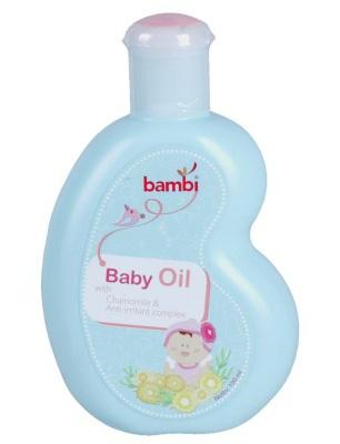Bambi Baby Oil