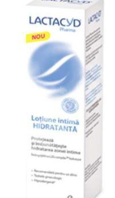 Lactacyd intime gel