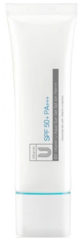 Cu skin Vitamin U Aqua Sun Gel SPF 50+ Pa+++