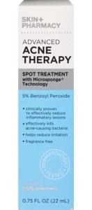Skin + Pharmacy Advanced Acne Therapy Spot Treatment