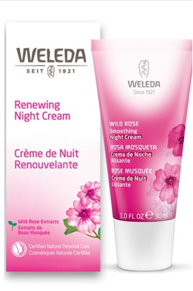 Weleda Wild Rose Night Cremé
