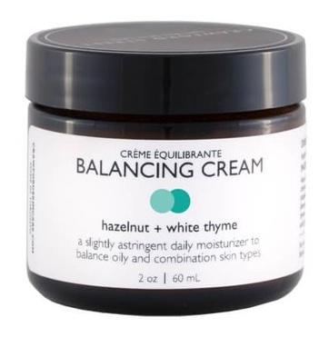 Crawford Street Balancing Face Cream Hazelnut & White Thyme