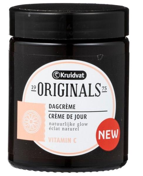 Kruidvat Originals Dagcrème Natuurlijke Glow Vitamin C