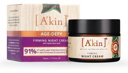 A'KIN Firming Night Cream
