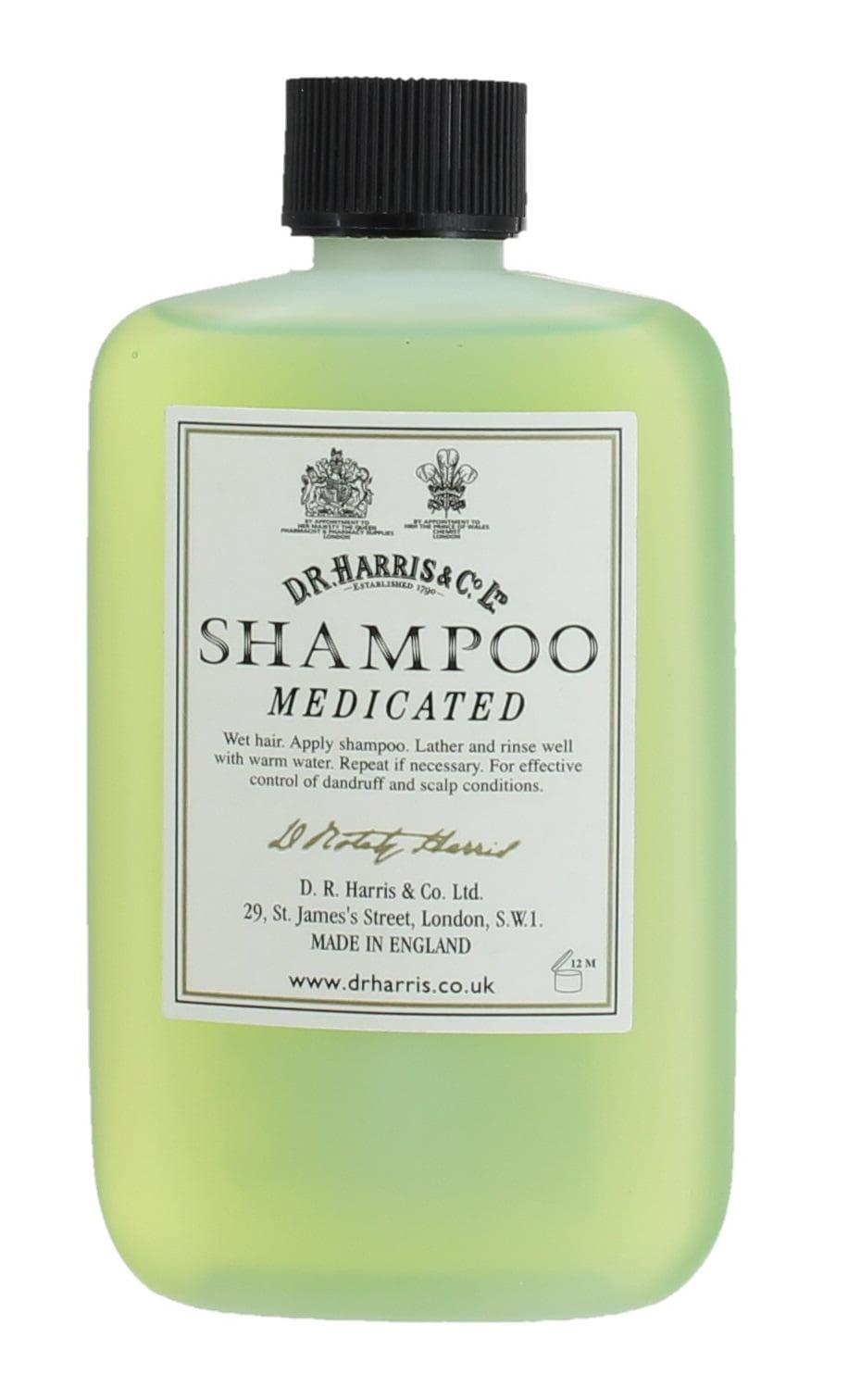 DR HARRIS Medicated Shampoo