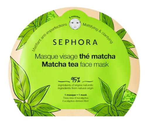SEPHORA COLLECTION Matcha Tea Clean Face Mask