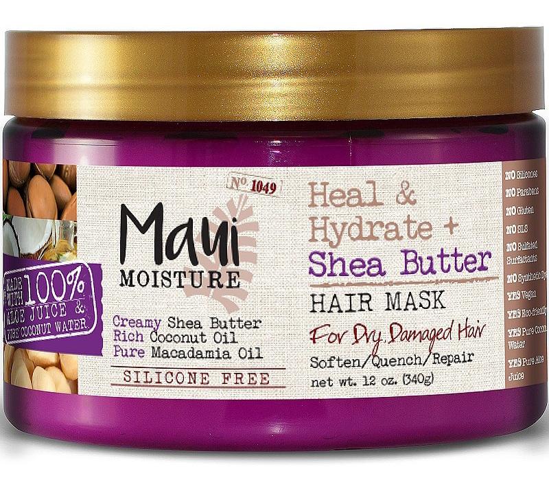 Maui moisture Revive And Hydrate Shea Butter Mask