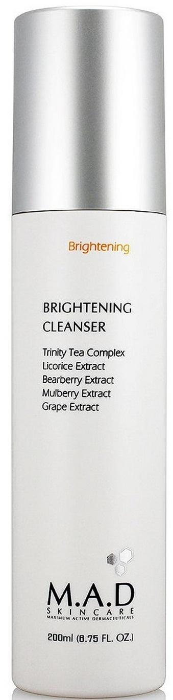 M.A.D Skincare Brightening Cleanser