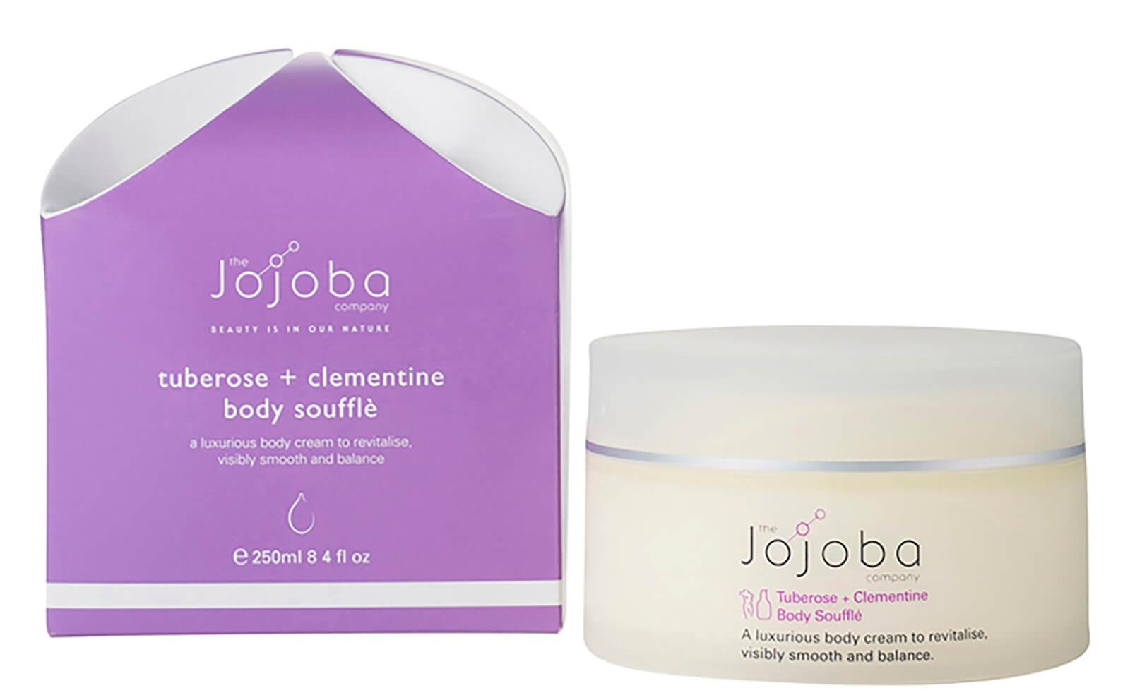 The Jojoba Company Tuberose And Clementine Body Souffle
