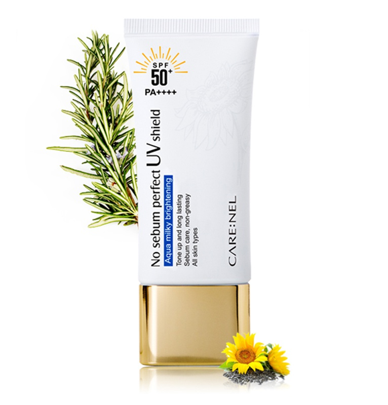 CARENEL No Sebum Perfect Uv Shield Spf50+/Pa++++
