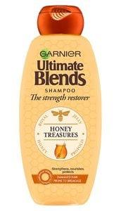 Garnier Ultimate Blends Honey Strengthening Shampoo