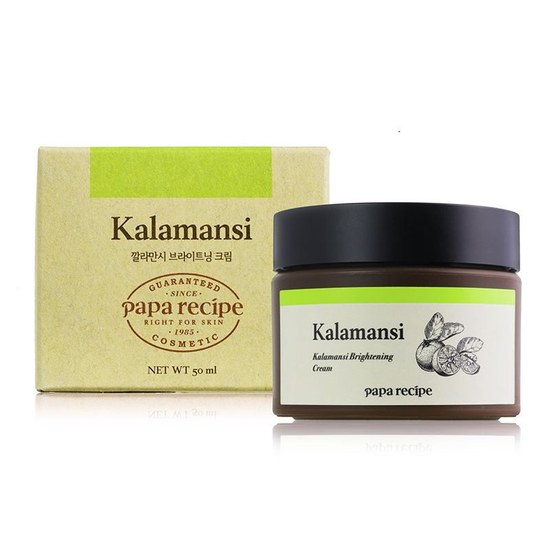 PAPA RECIPE Kalamansi Brightening Cream