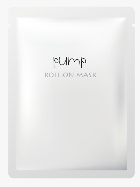 Visible Ingredients Pump Silk Roll On Mask