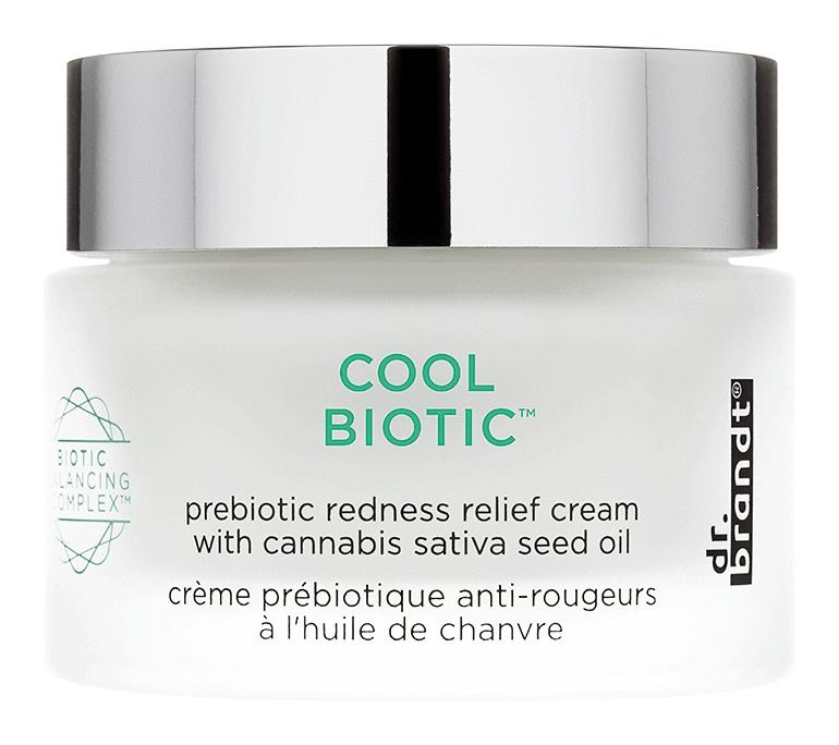Dr. brandt Cool Biotic Prebiotic Redness Relief Cream