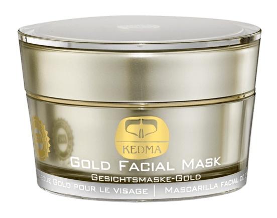Kedma Gold Facial Mask