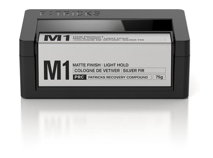 Patricks M1 Matte Finish   Light Hold