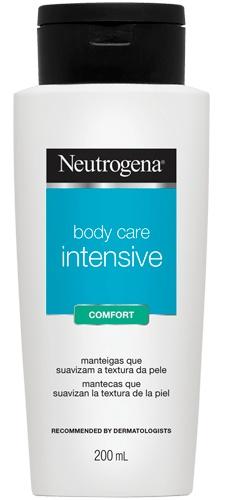 Neutrogena body care intensive comfort