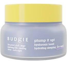 Budgie Plump it up! Hydrating Overnight Mask