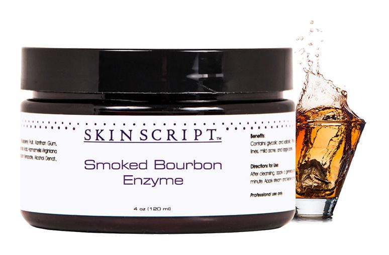 SkinScript Rx Smoked Bourbon Enzyme
