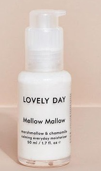 Lovely Day Botanicals Mellow Mallow Calming Everyday Moisturizer