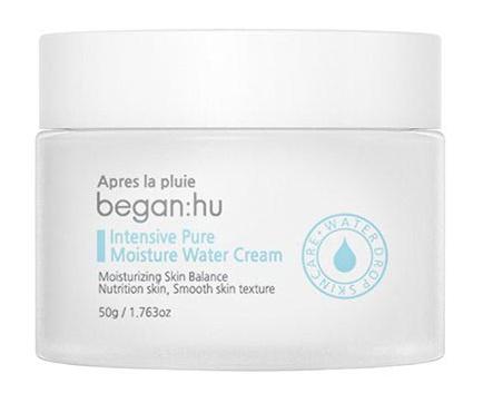 Began:hu Intensive Pure Moisture Water Cream