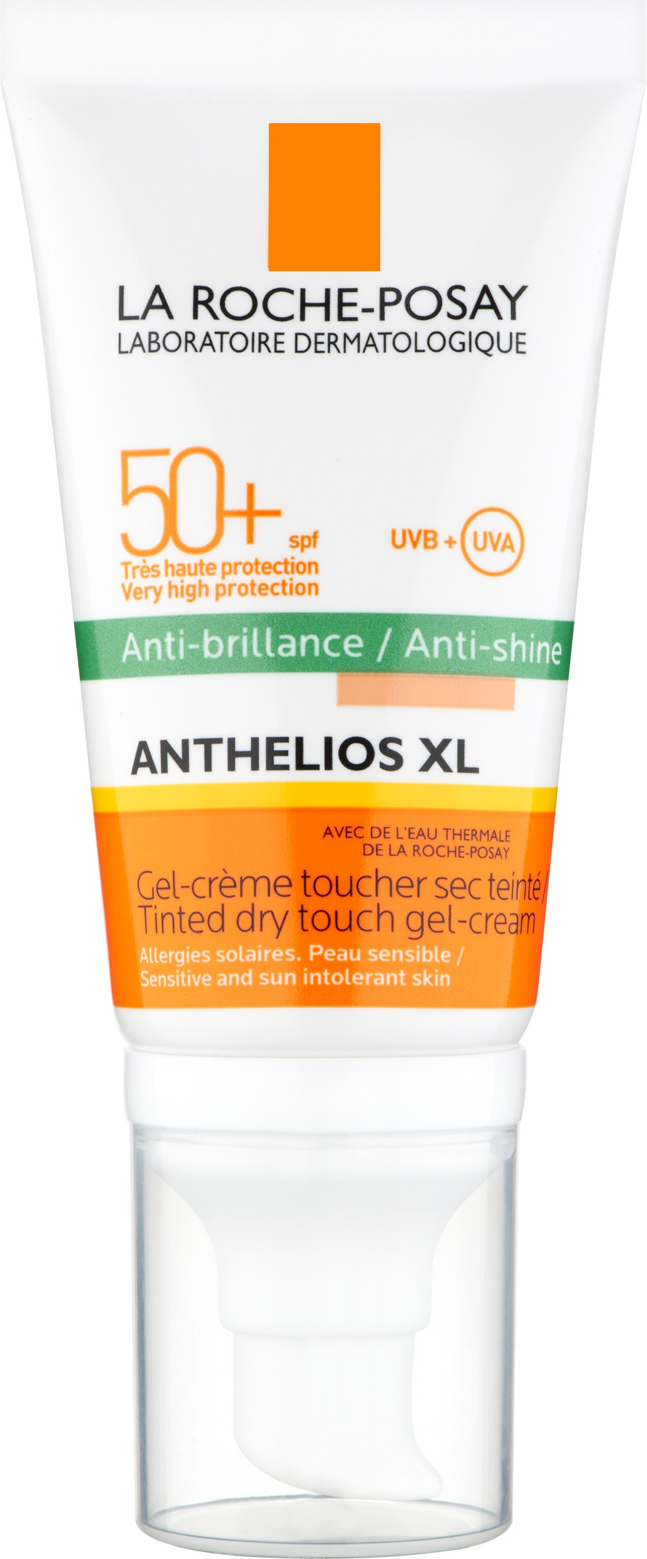 La Roche-Posay Anthelios Xl Tinted Dry Touch Gel-Cream Anti-Shine Spf 50+