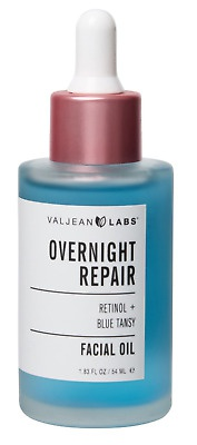 Valjean Labs Overnight Repair Facial Oil