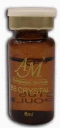 A&M Beauty Wellness BB Crystal Cactus Whitening Ampoules