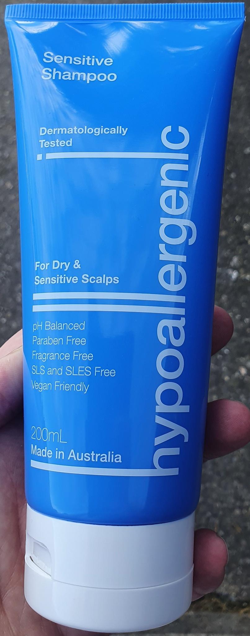 anko Sensitive Shampoo